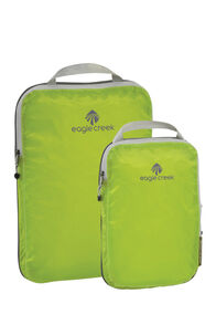 Eagle Creek Pack-It Specter Compression Cube Set, STROBE GREEN, hi-res