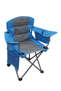 Wanderer Kids' Cooler Arm Chair, Blue, hi-res