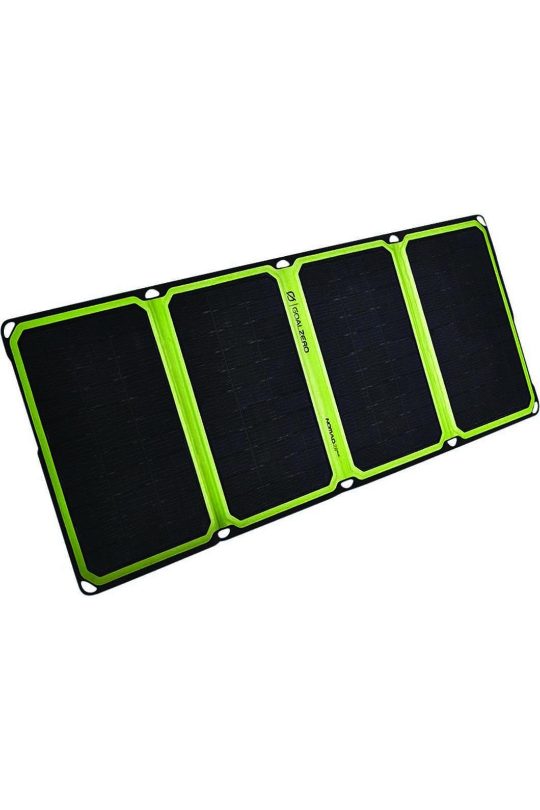 Goal Zero Nomad 28 Plus Solar Panel, None, hi-res
