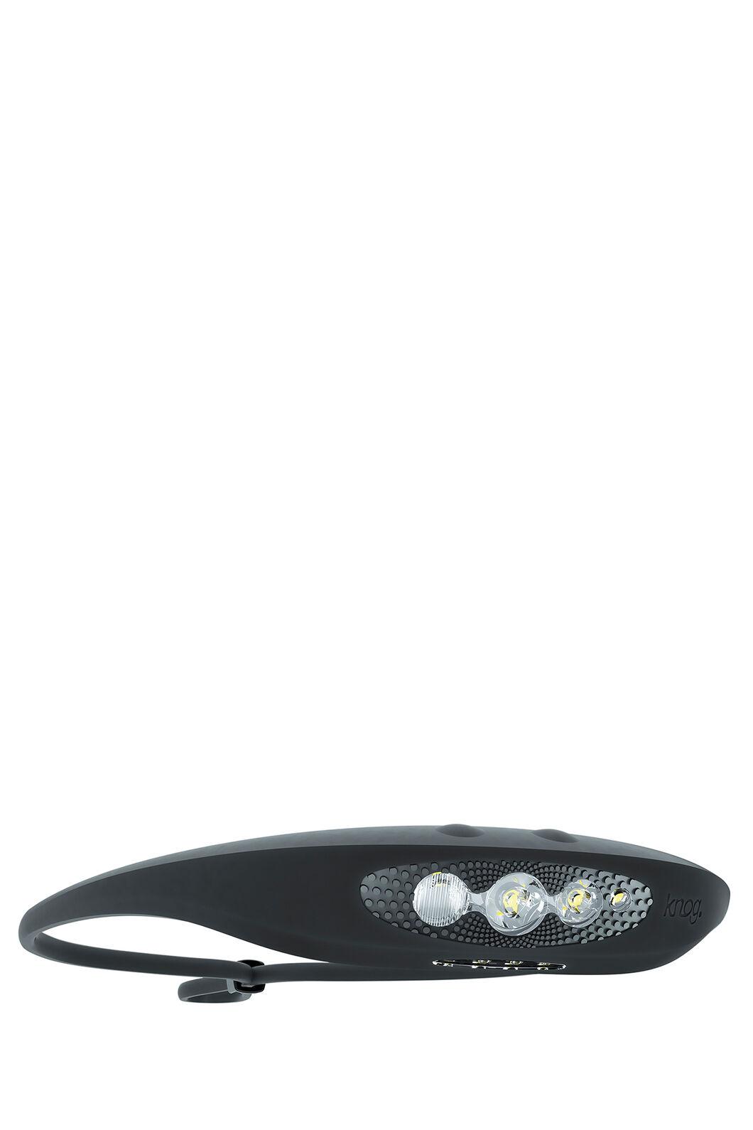 Knog Bilby Rechargeable Headlamp — 400 Lumens, Black, hi-res