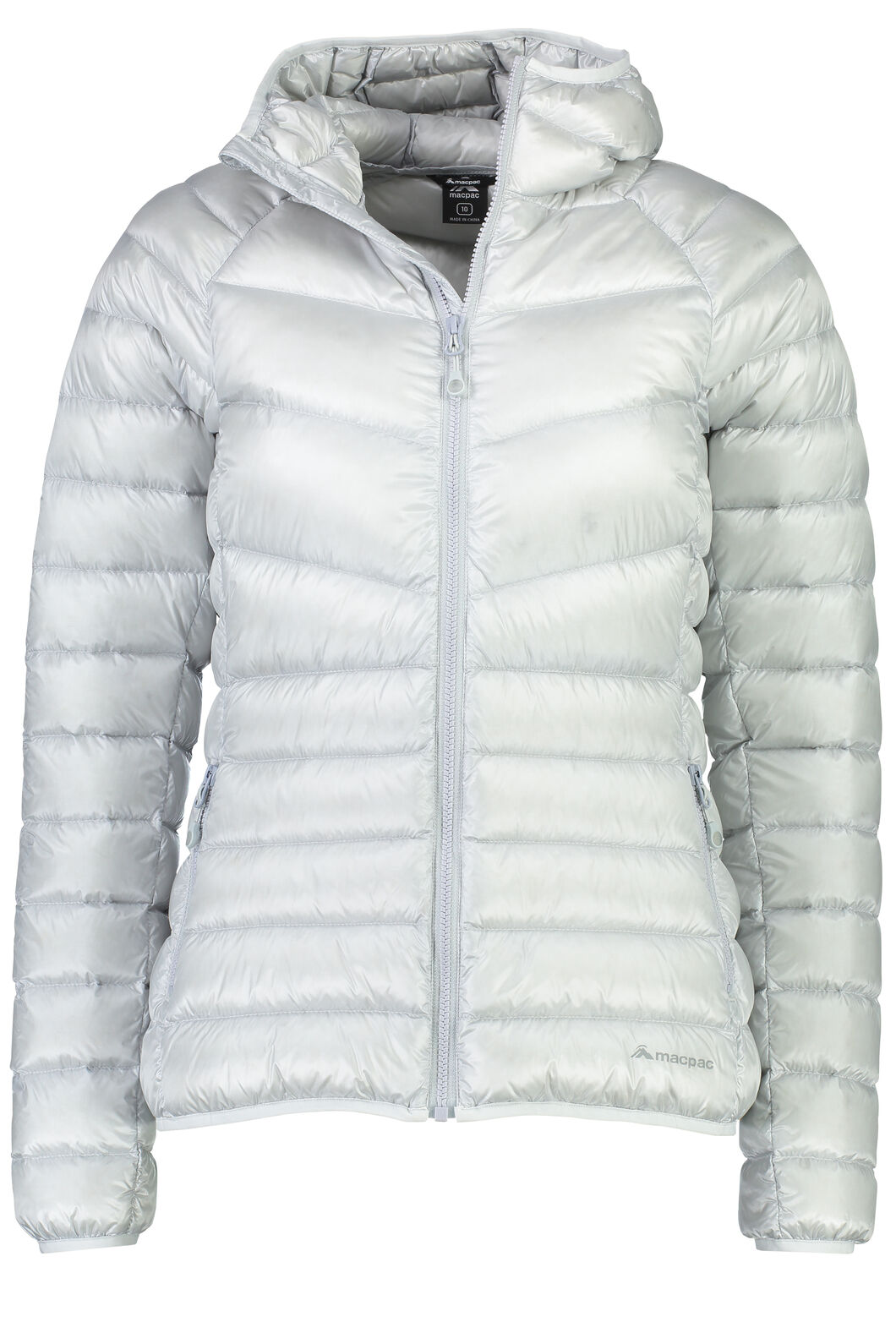 Mercury Down Jacket - Women's, Pearl, hi-res