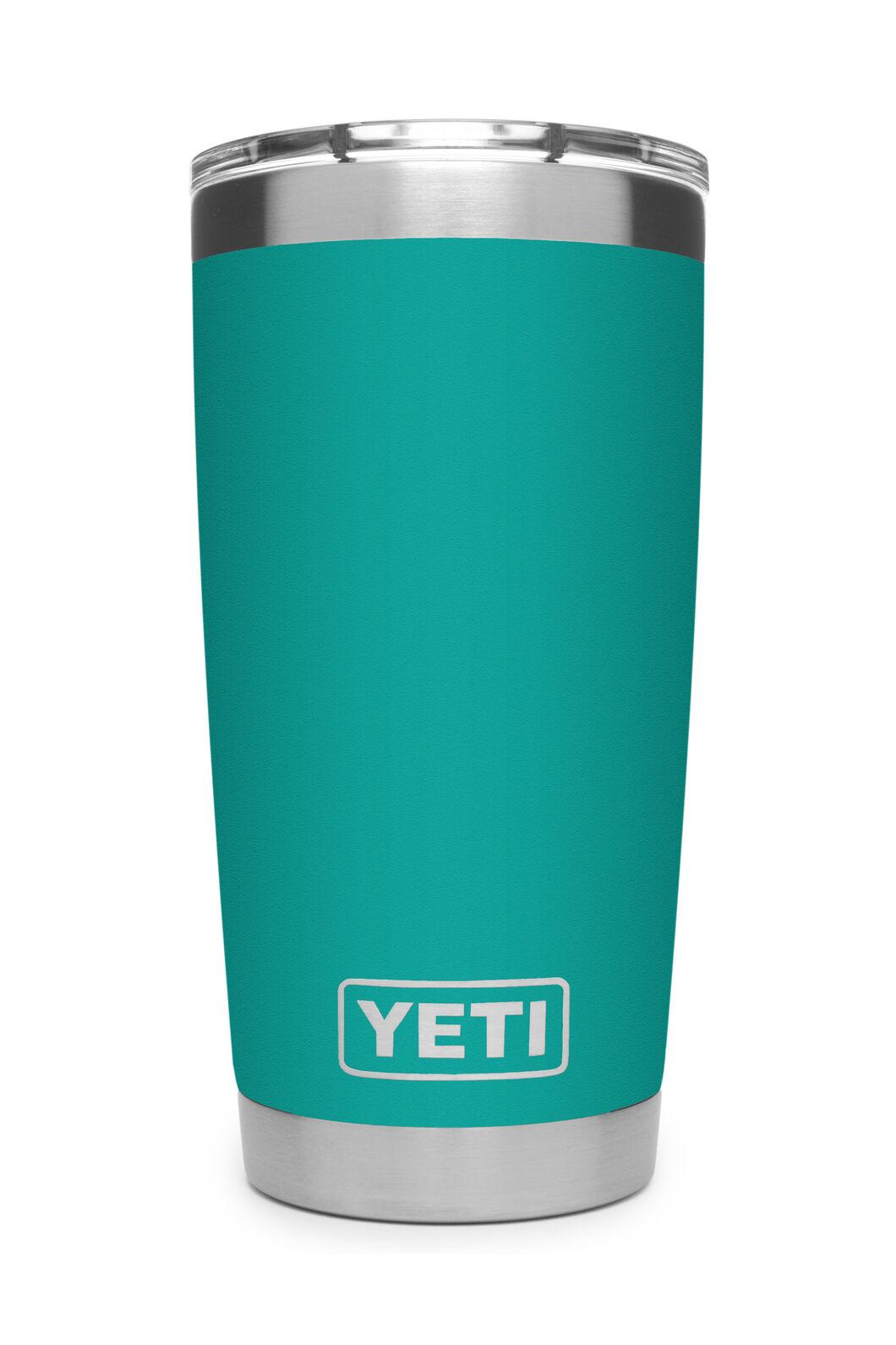 YETI® Rambler Tumbler — 20oz, Aquifer Blue, hi-res