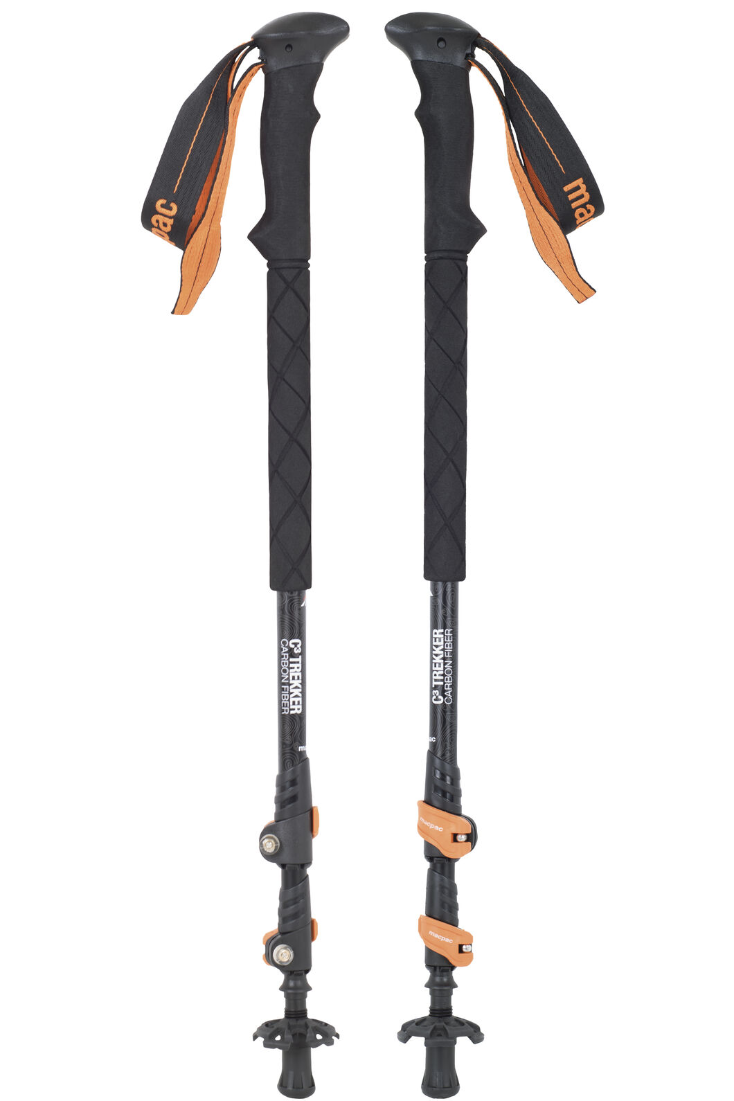 Macpac C3 Hiking Pole, None, hi-res