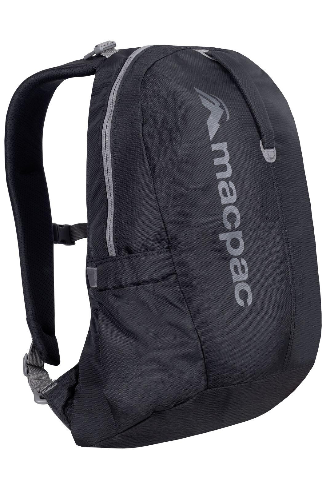 Macpac Limpet 16L Travel Pack, Black, hi-res