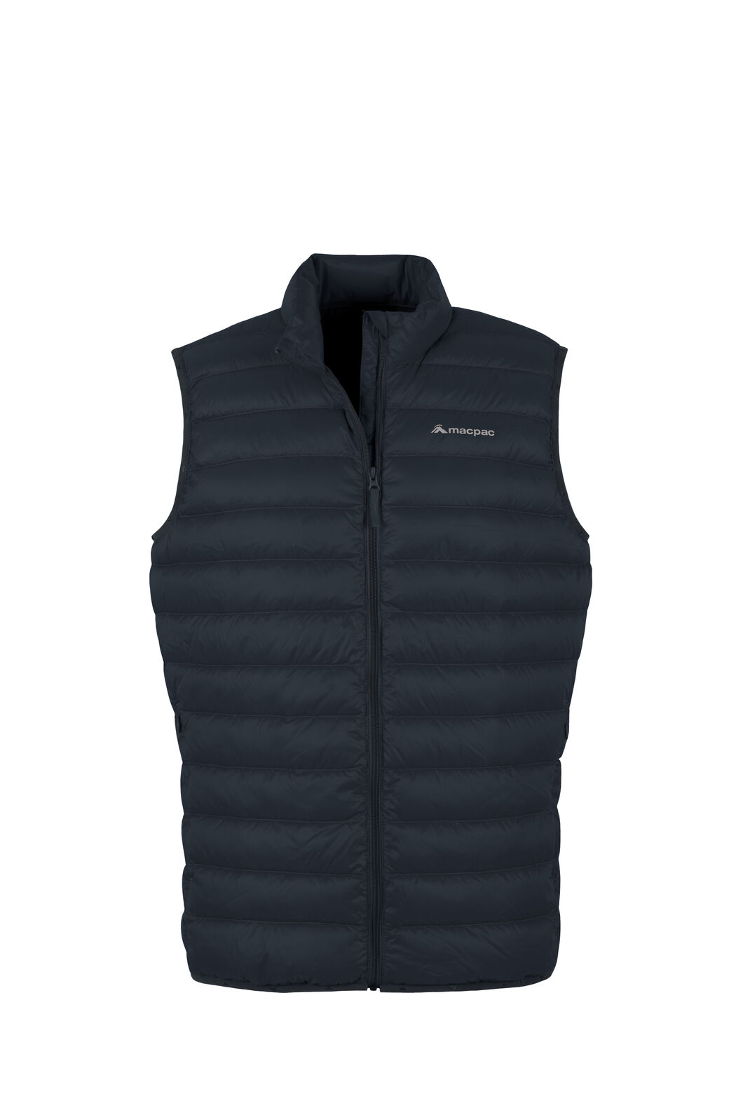 Macpac Uber Light Down Vest - Men's, Salute, hi-res