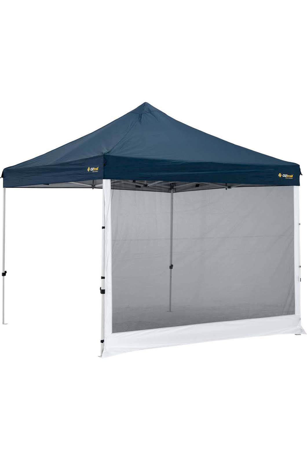 OZtrail Gazebo 3m Mesh Wall Kit, None, hi-res
