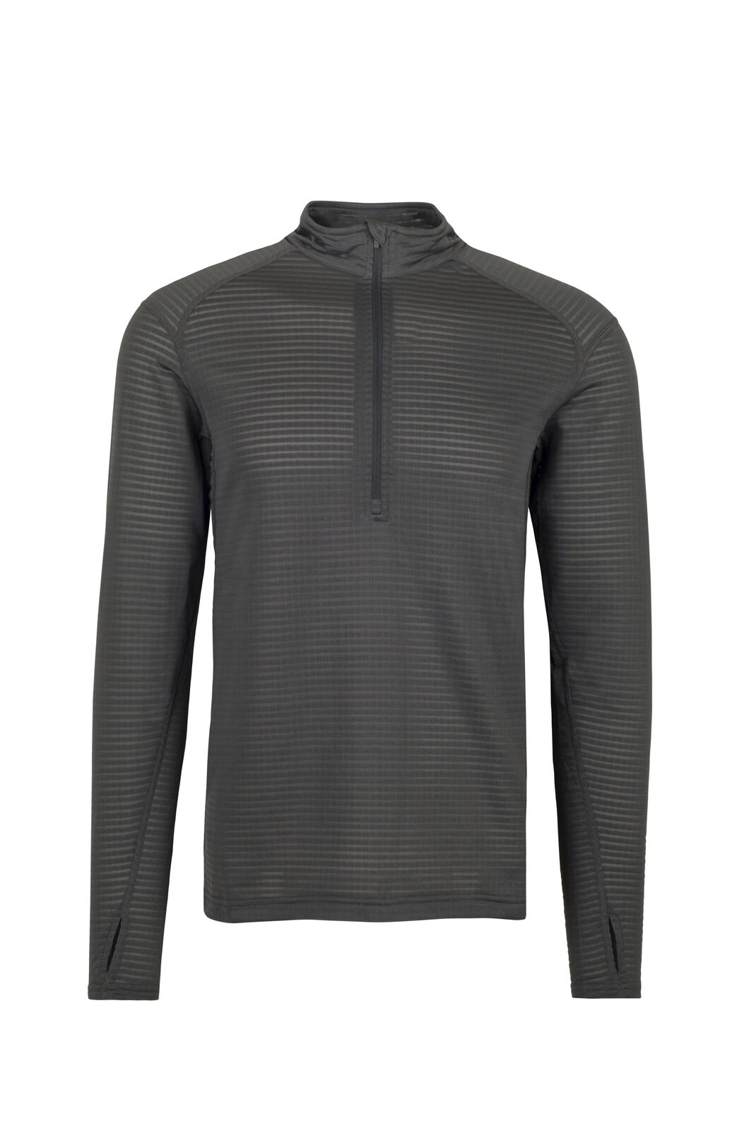Macpac Prothermal Polartec® Long Sleeve Top — Men's, Forged Iron, hi-res