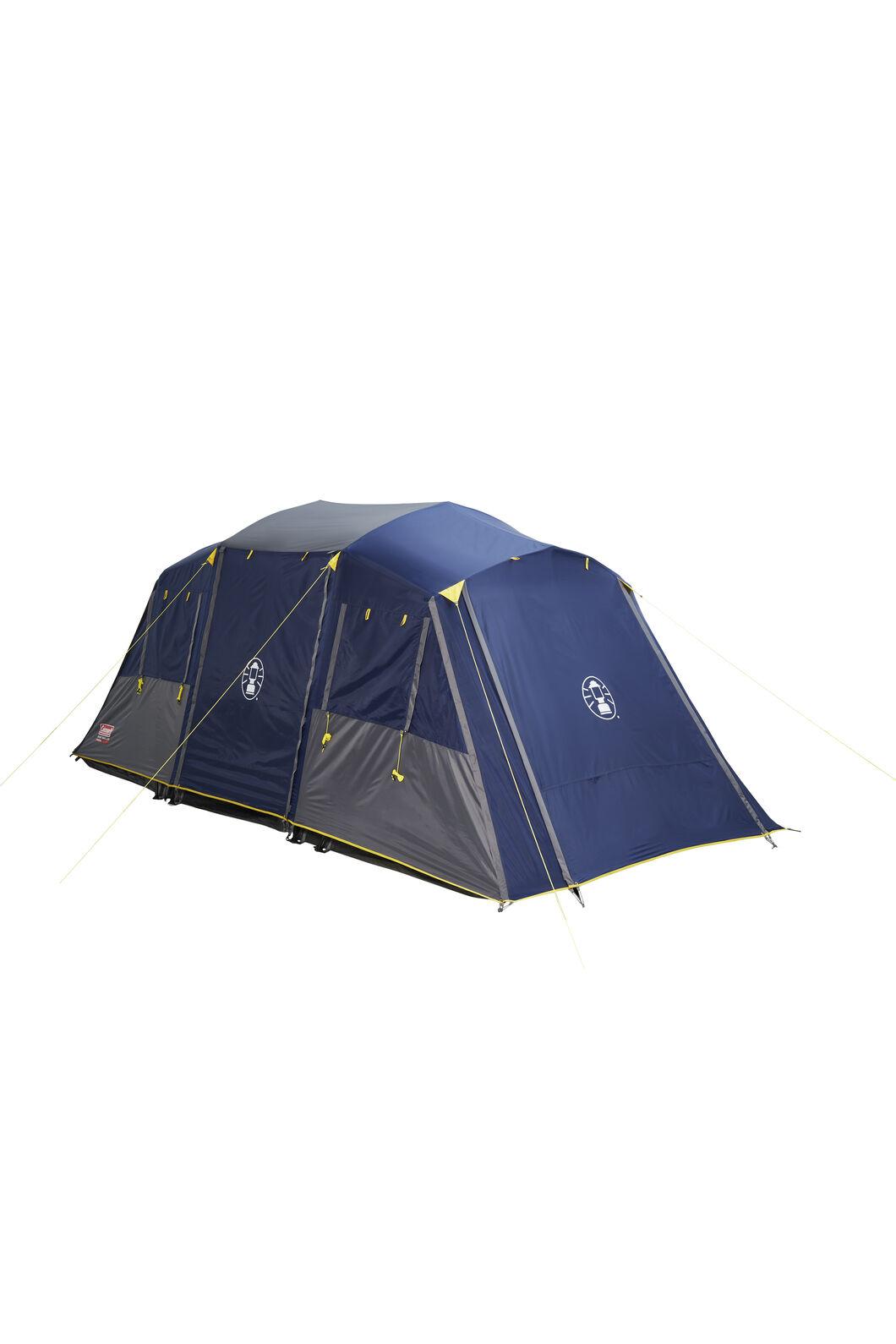 Coleman Instant Traveller Tent — Eight Person, Blue, hi-res