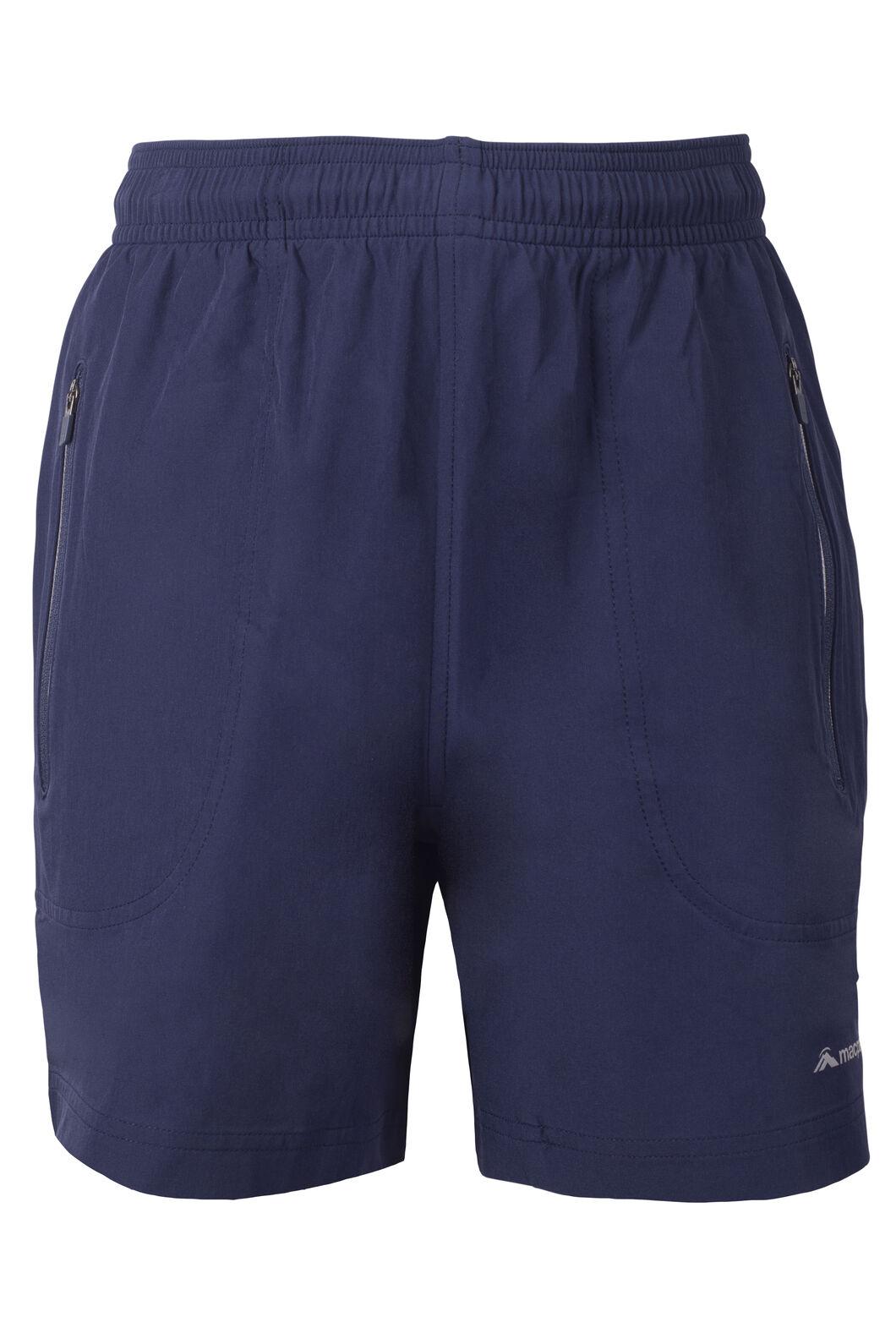 Macpac Fast Track Shorts - Kids', Black Iris, hi-res