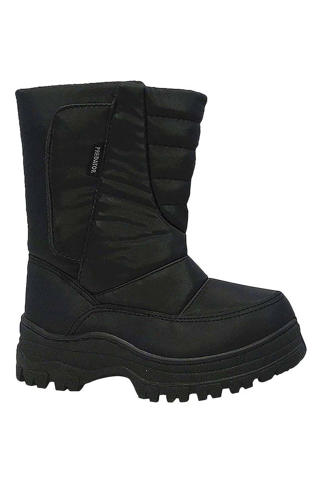 XTM Women's Pator Snow Boots6, Black, hi-res