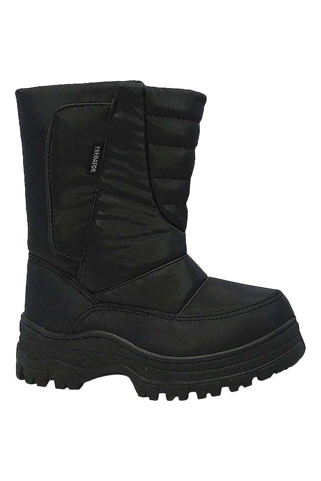 XTM Women's Predator Snow Boots, Black, hi-res