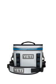 Yeti Hopper Flip 8 Soft Cooler, Fog Grey, hi-res