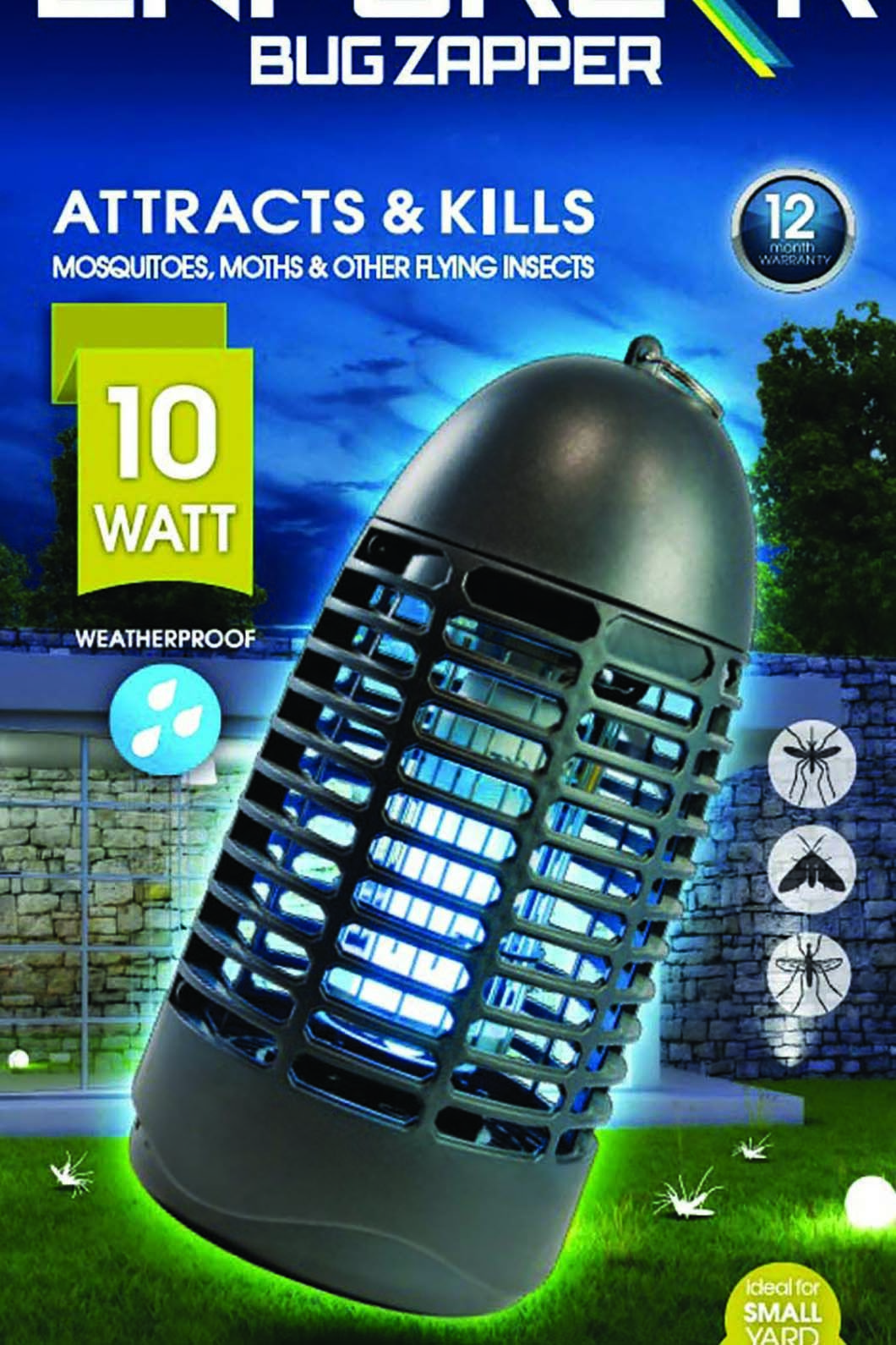Enforcer Insect Zapper (10W), None, hi-res