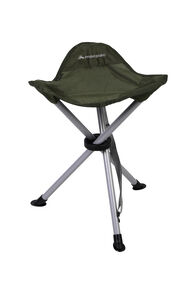 Macpac Tripod Stool, Forest Night, hi-res