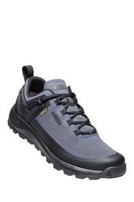 KEEN Citizen Evo WP Hiking Shoes — Men's, Blue Nights/Magnet, hi-res