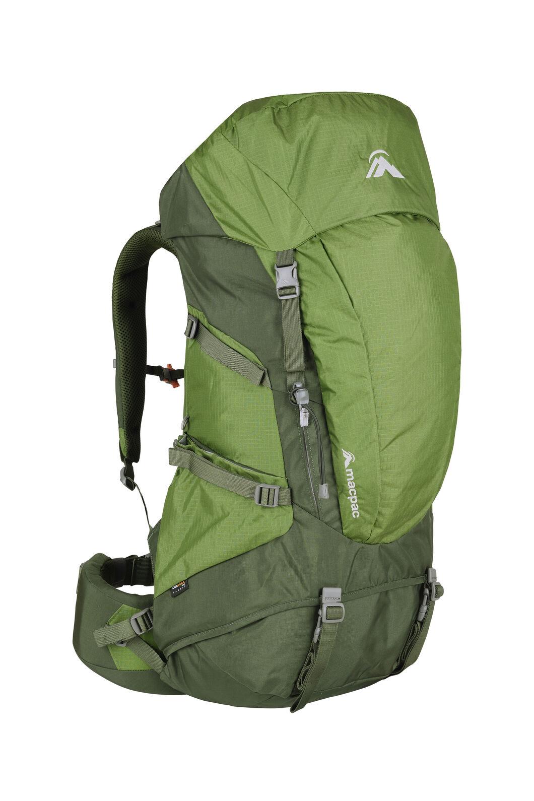 Torlesse 50L Hiking Pack, Cactus, hi-res