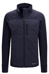 Macpac Men's Accelerate PrimaLoft® Fleece Jacket, BLUE NIGHTS, hi-res