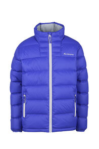 Macpac Atom Down Jacket - Kids', Clematis Blue, hi-res