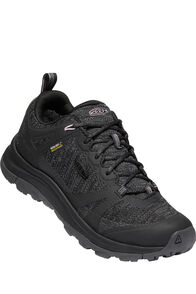 Keen Terradora II Low WP Hiking Shoes — Women's, Black Magnet, hi-res