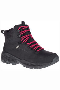 Merrell Women's Forestbound Mid WP Hiking Boots, Black, hi-res