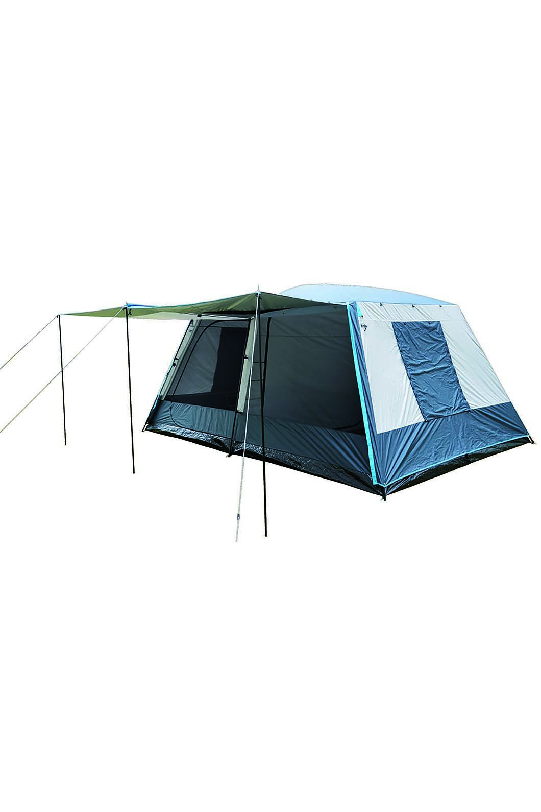 Wanderer Goliath II 10 Person Dome Tent, None, hi-res