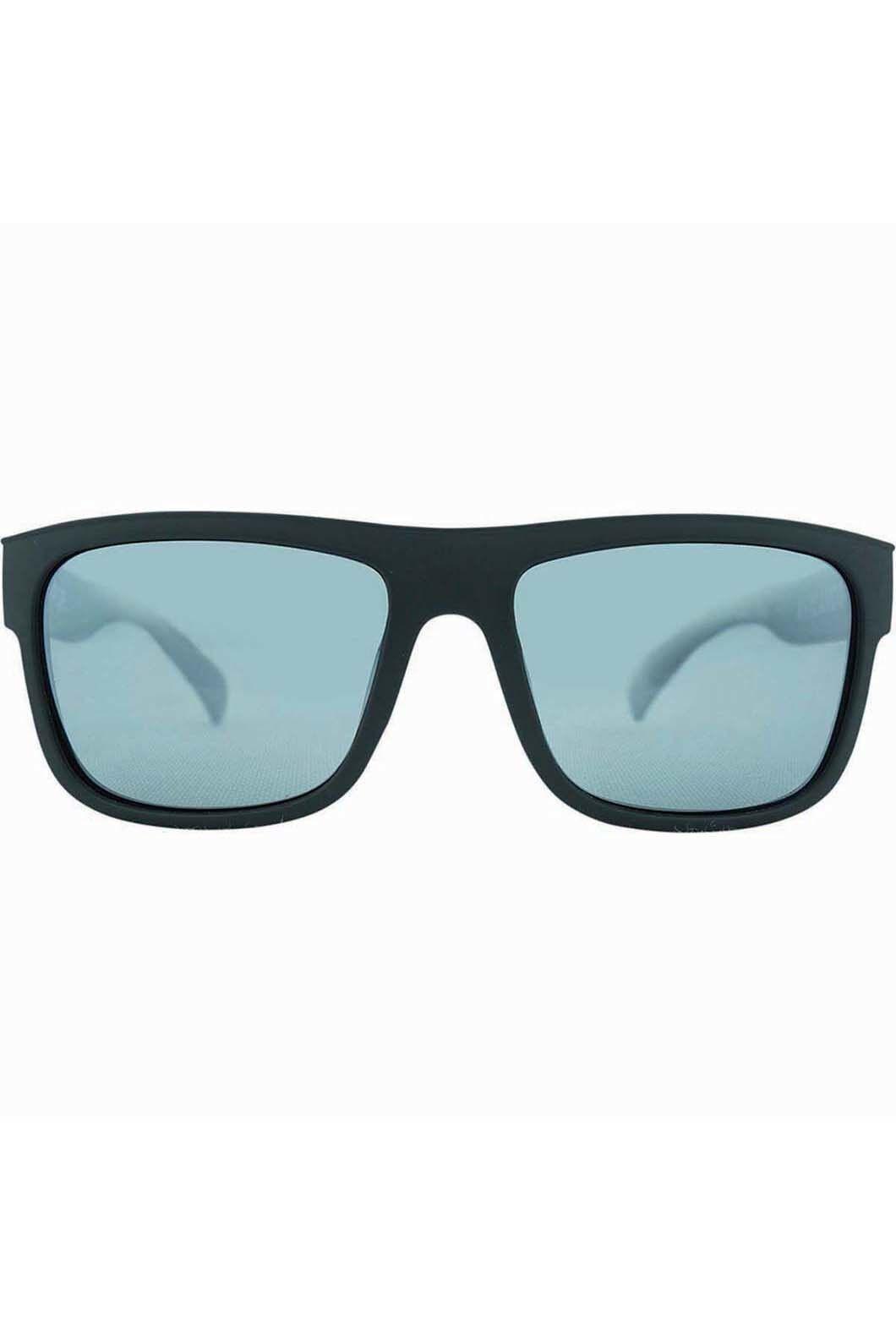Venture Eyewear Men's Avalanche Sunglasses, BLACK/SMOKE, hi-res