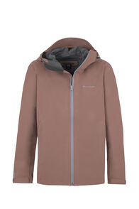 Macpac Dispatch Rain Jacket - Women's, Burlwood, hi-res