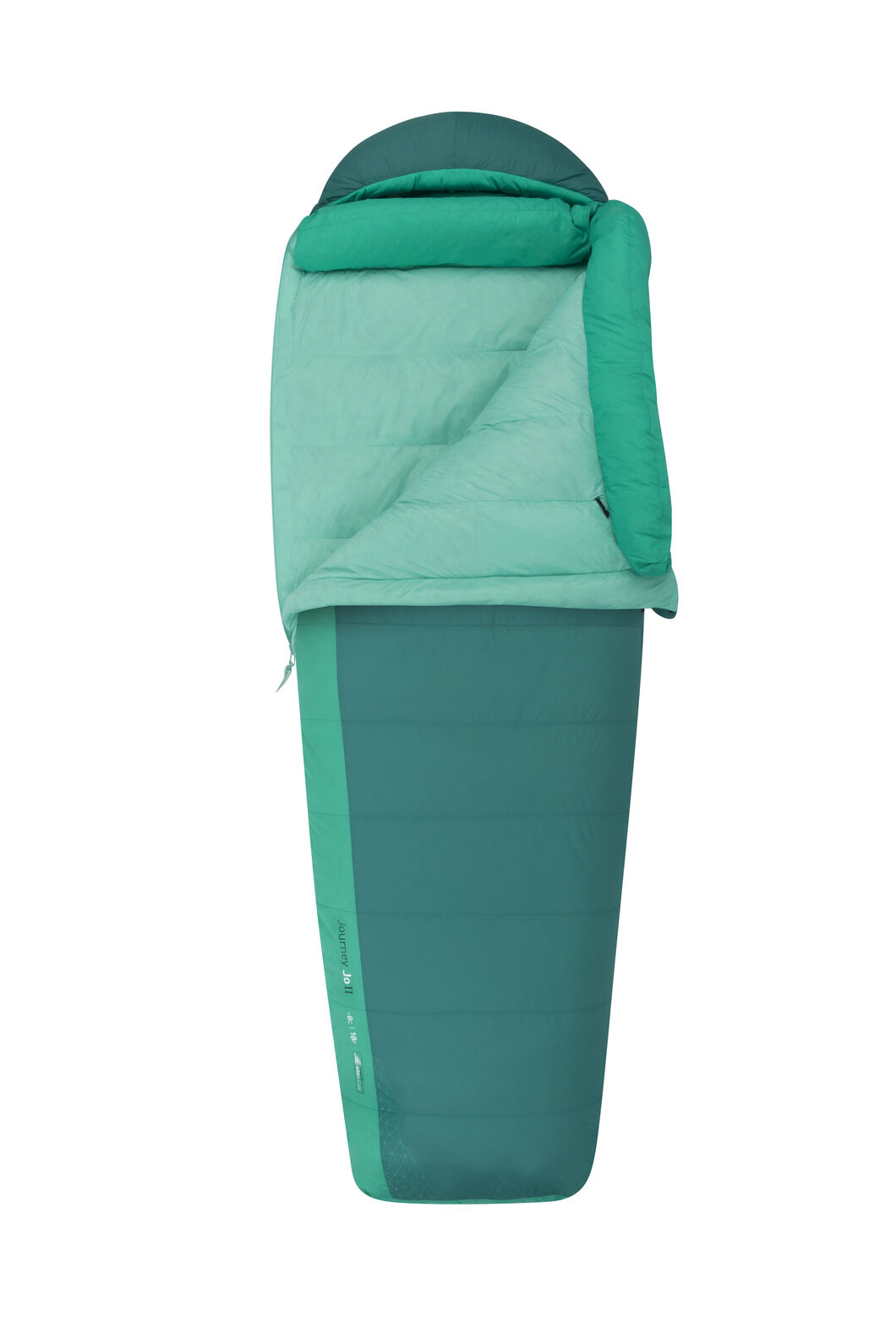 Sea to Summit Journey II - Women's Long, Green, hi-res