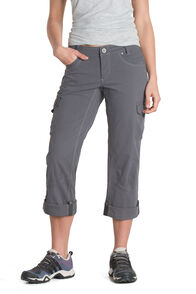 Kuhl Splash Roll-Up Pants (30 inch leg) - Women's, Grey, hi-res