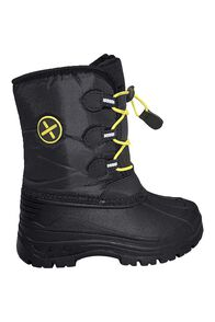 XTM Rocket Boots — Kids', Black, hi-res