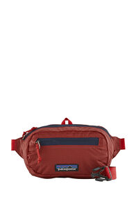Patagonia Ultralight Black Hole Hip Pack, Red, hi-res