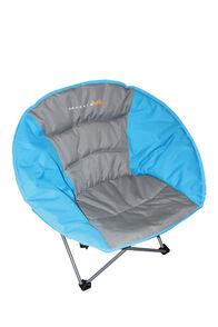 Wanderer Kids' Moon Quad Fold Chair, Blue, hi-res