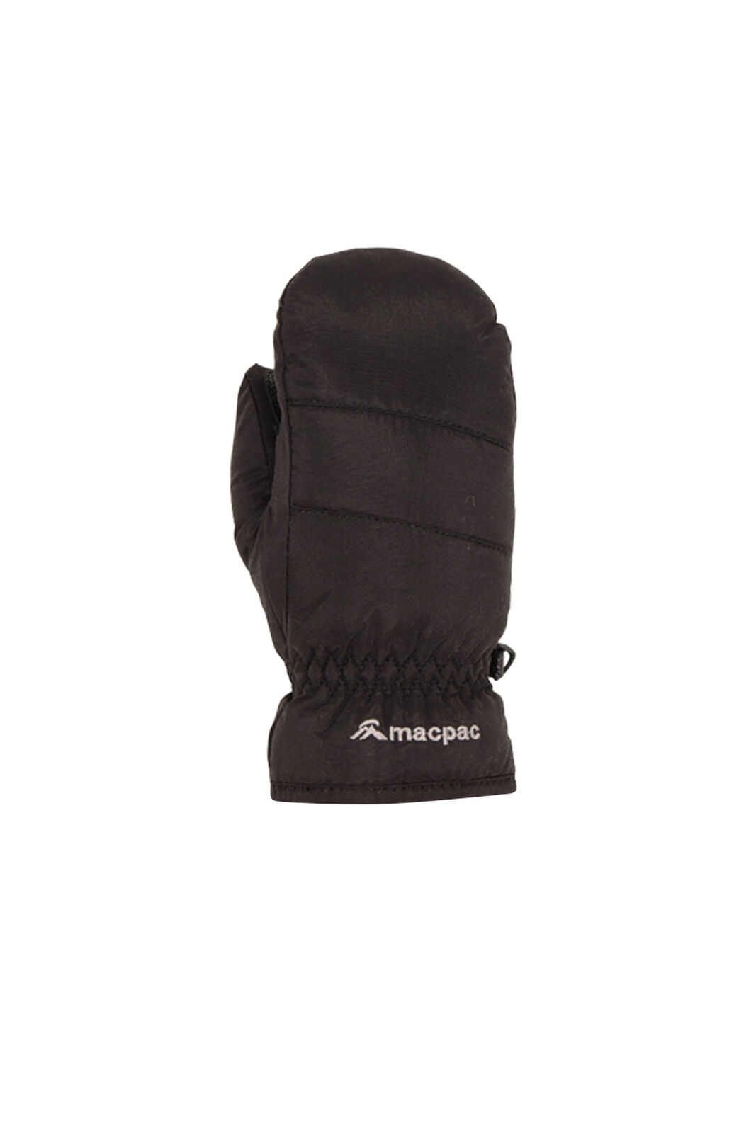 Macpac Mitts — Kids', Black, hi-res