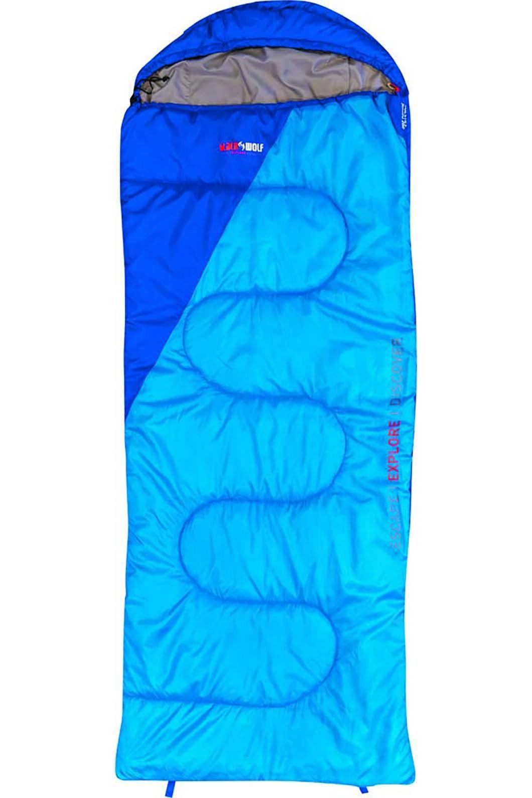BlackWolf Solstice Jumbo 300 Sleeping Bag 6, None, hi-res