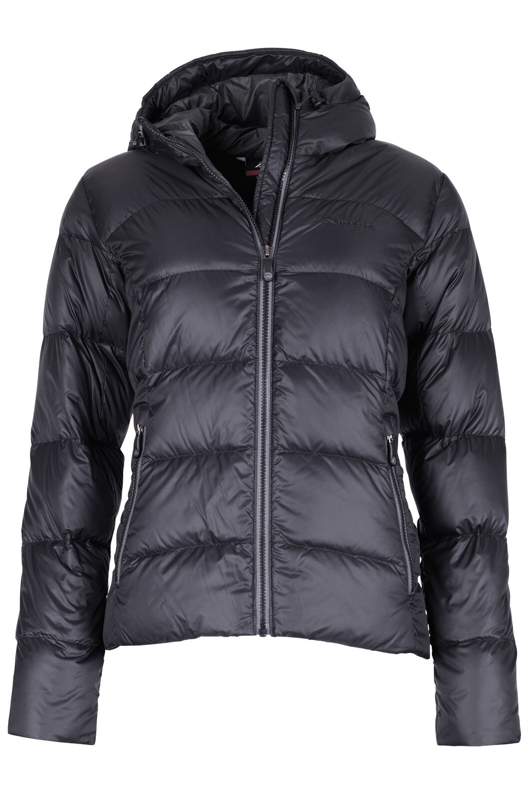 Sundowner Hooded HyperDRY™ Down Jacket - Women's, Black, hi-res