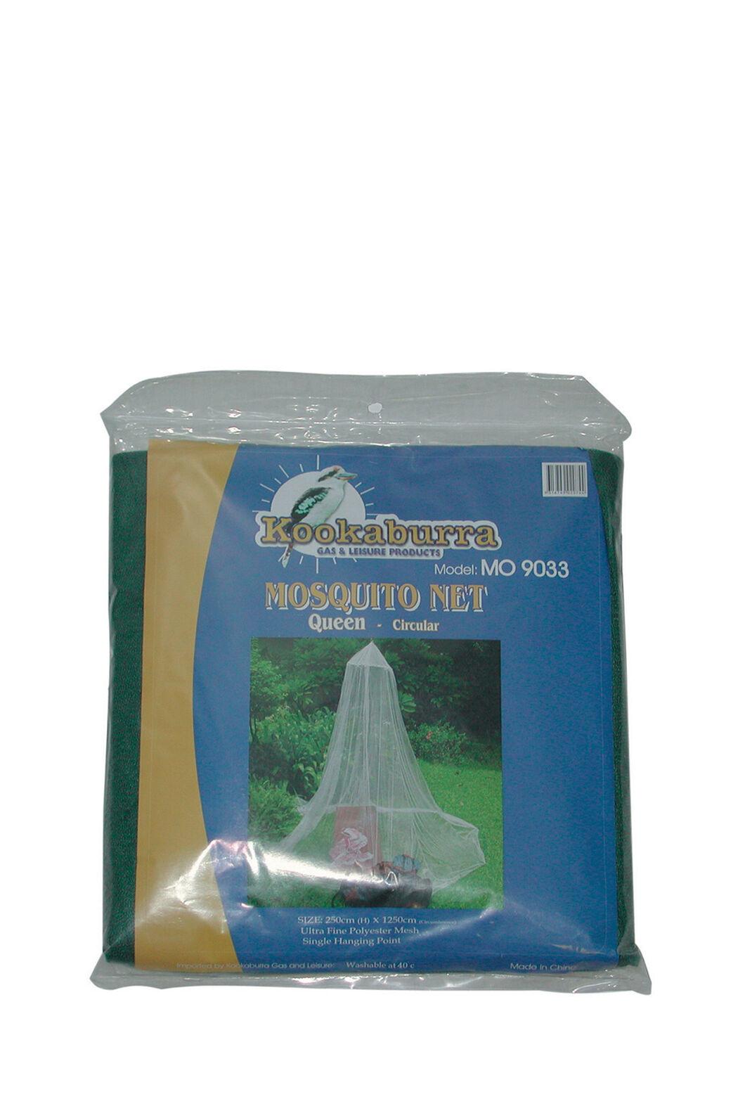 Kookaburra Circular Mosquito Net (Queen)  Queen, None, hi-res
