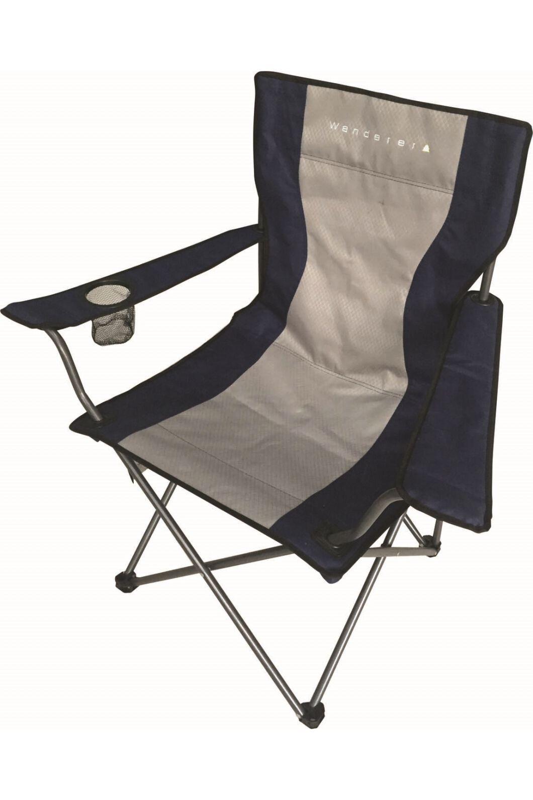 Wanderer Getaway Quad Fold Chair, None, hi-res