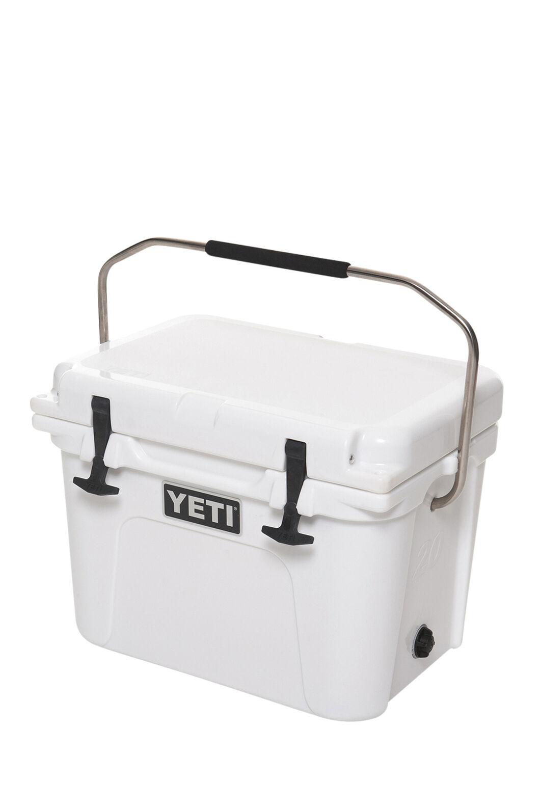 Yeti Roadie 20 Cooler Tan, White, hi-res