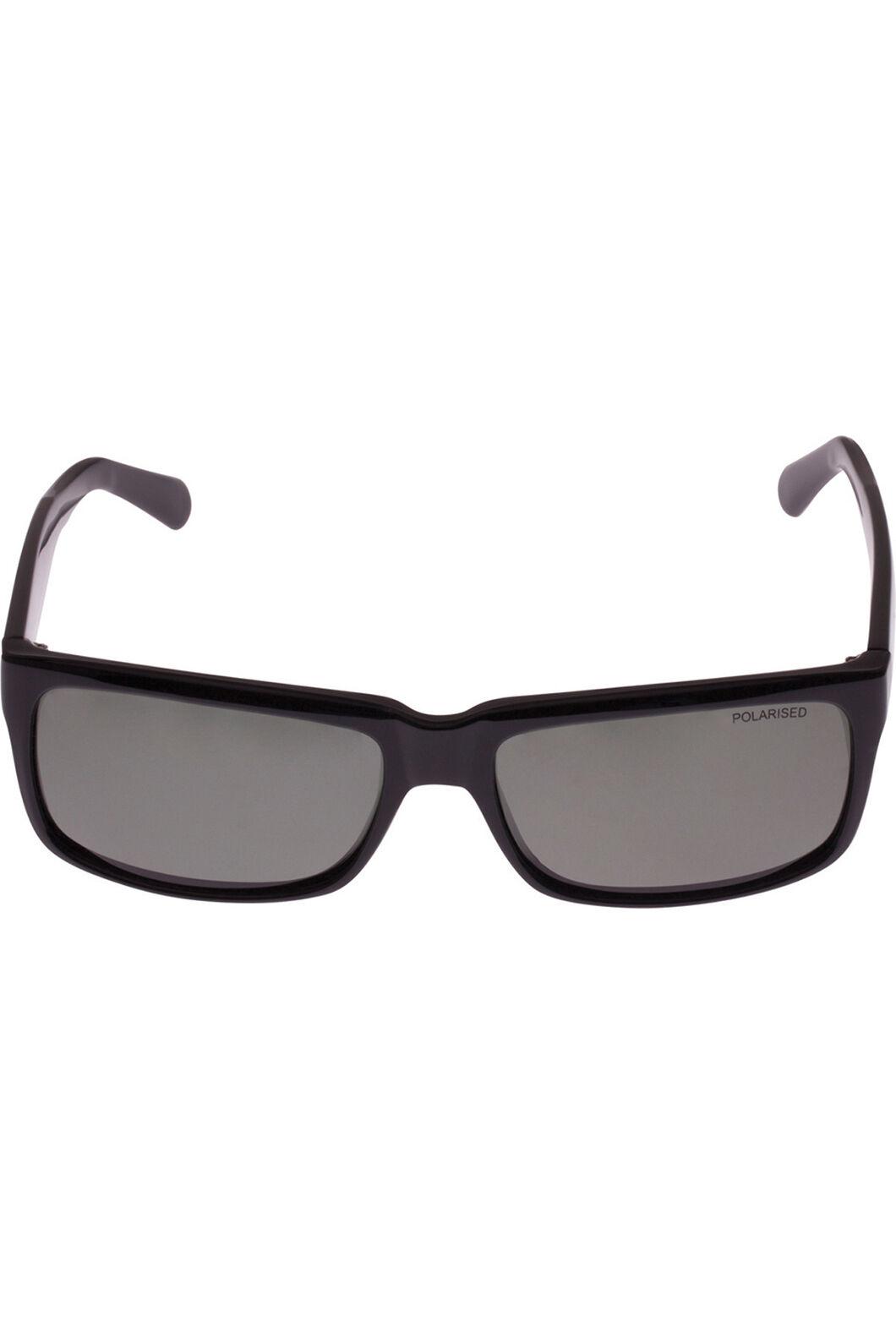 Cancer Council Men's Blaand Sunglasse, Black, hi-res