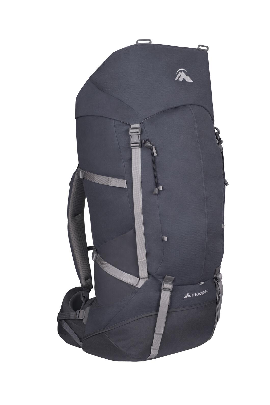 Macpac Cascade 65L AzTec® Hiking Pack, Slate, hi-res