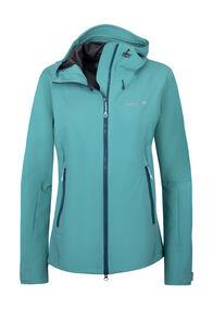 Macpac Fitzroy Alpine Series Softshell Jacket — Women's, Columbia, hi-res