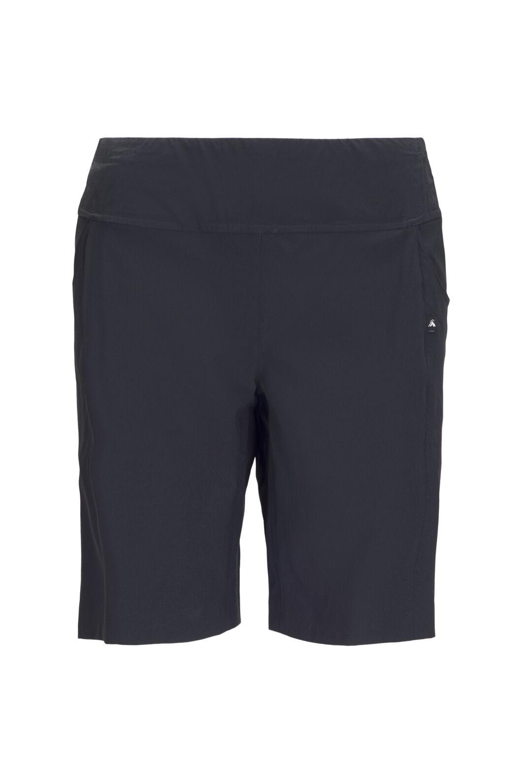 Macpac Boulder Shorts — Women's, Black, hi-res