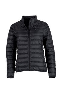 Macpac Uber Light Down Jacket — Women's, Black, hi-res