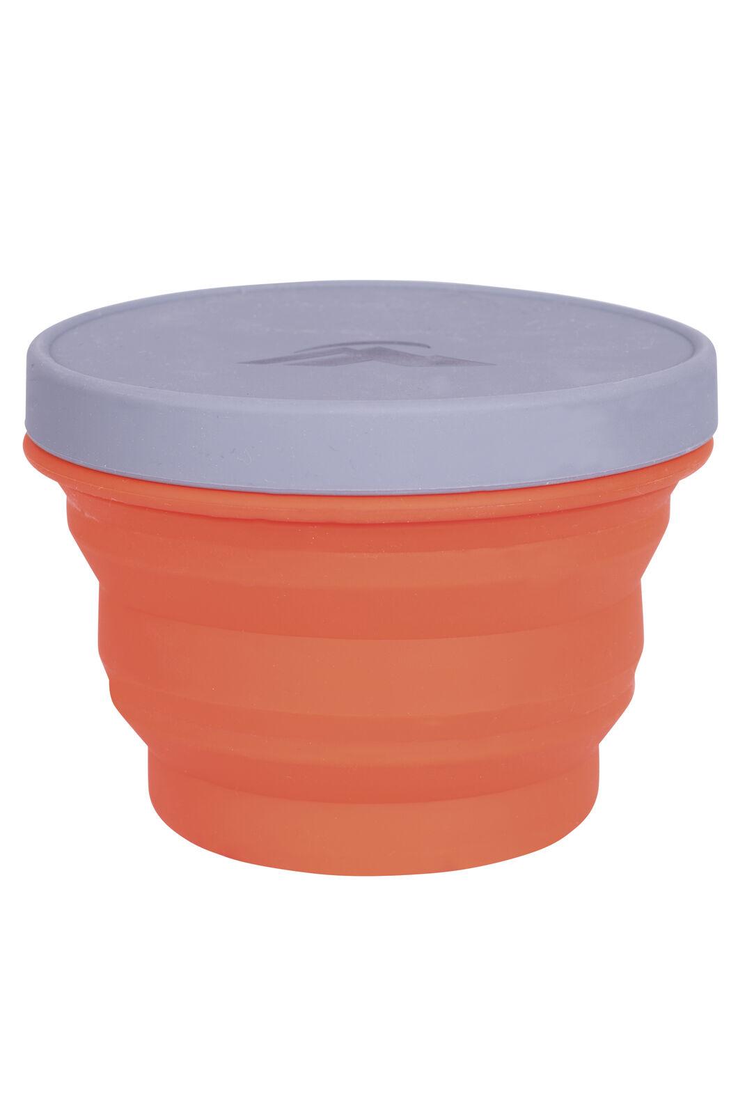 Macpac Silicone Container 500mL, Orange, hi-res