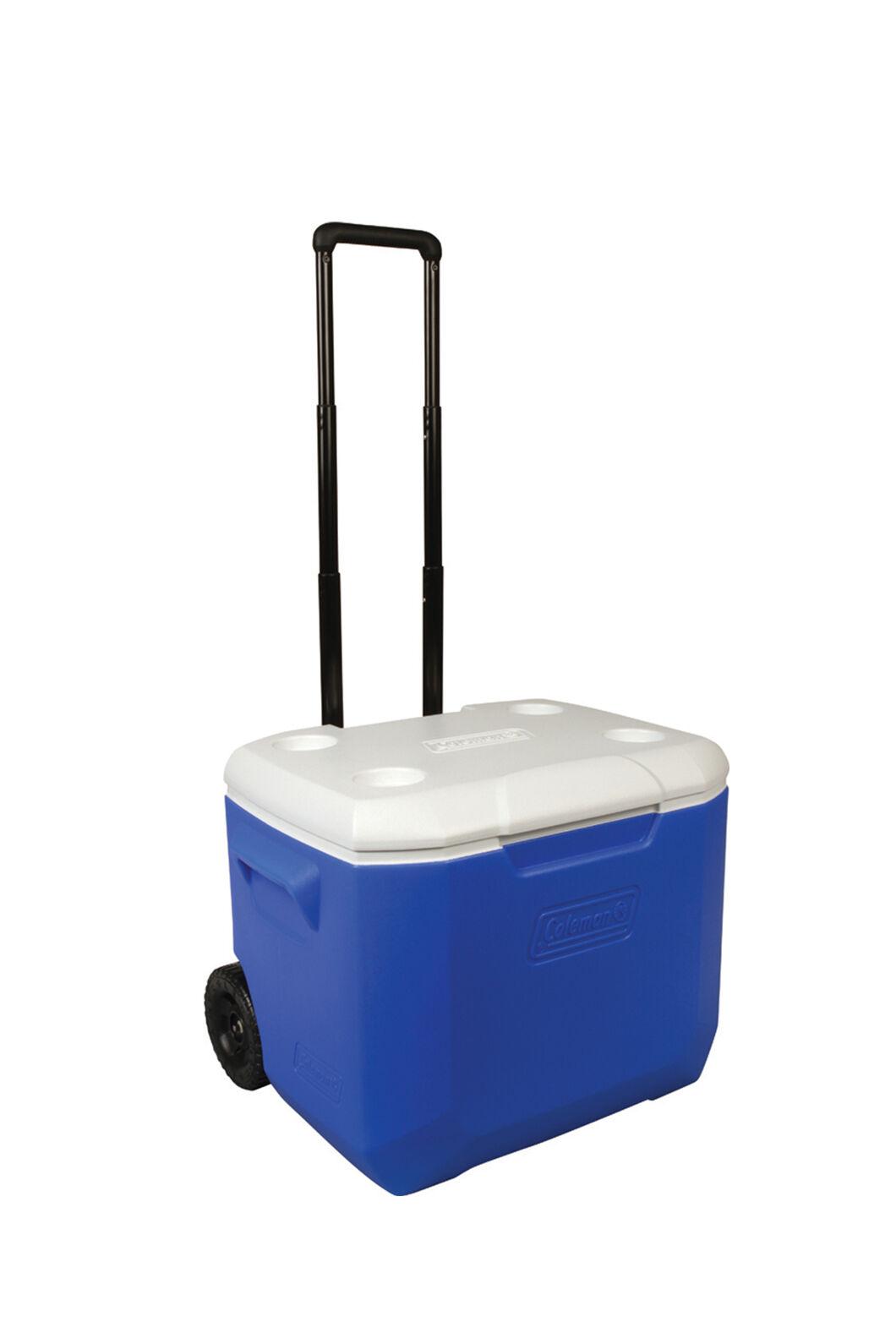 Coleman 57L Wheeled Cooler, None, hi-res
