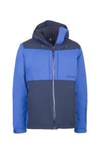 Macpac Slope Jacket - Men's, True Blue/Salute, hi-res