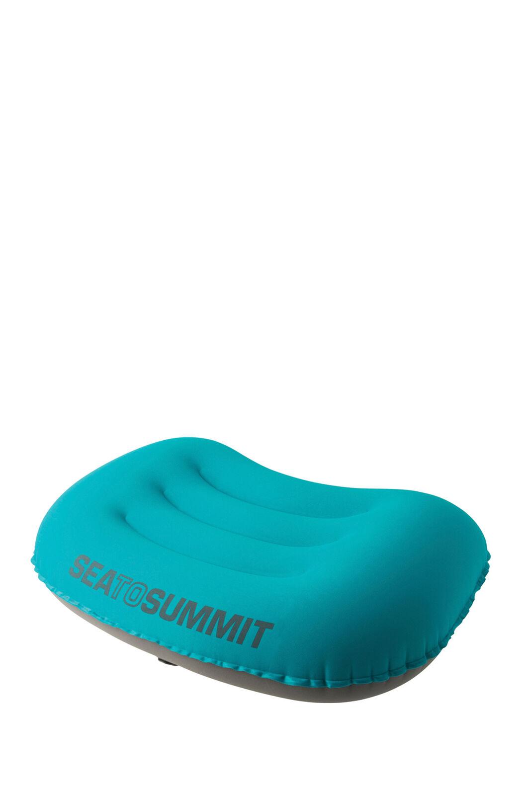 Sea to Summit Aeros Ultralight Pillow Teal, None, hi-res