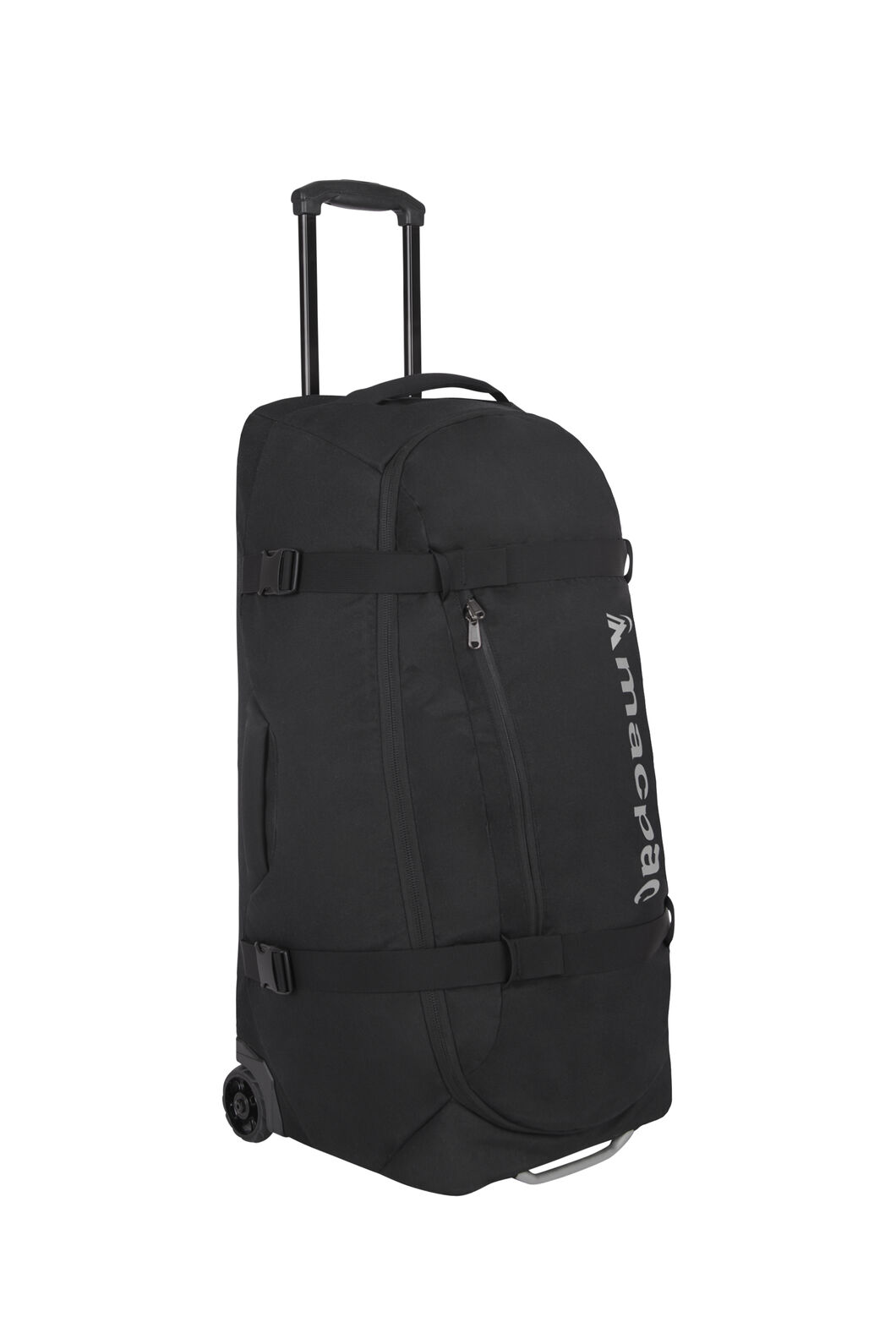 Global 80L Travel Bag, Black, hi-res