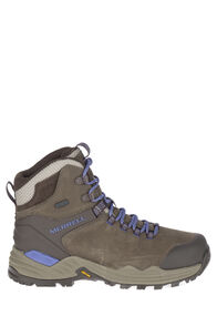 Merrell Phaserbound 2 Tall WP Hiking Boots — Women's, BOULDER, hi-res