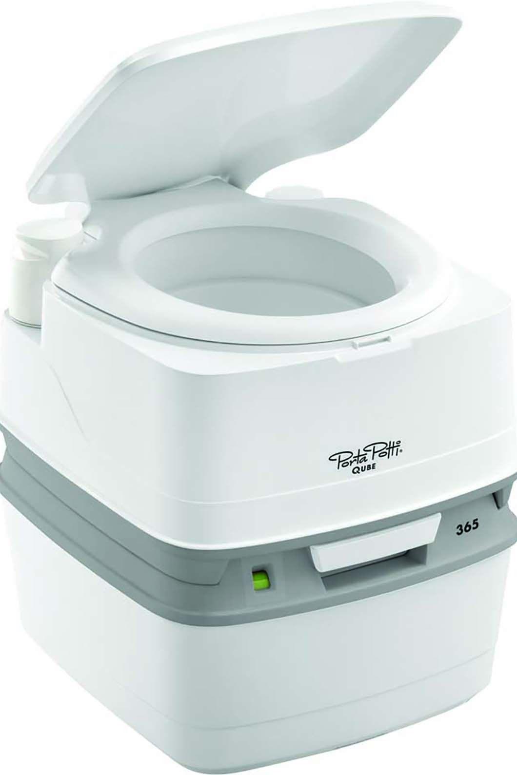 Thetford Porta Potti Qube 365 Portable Toilet, None, hi-res